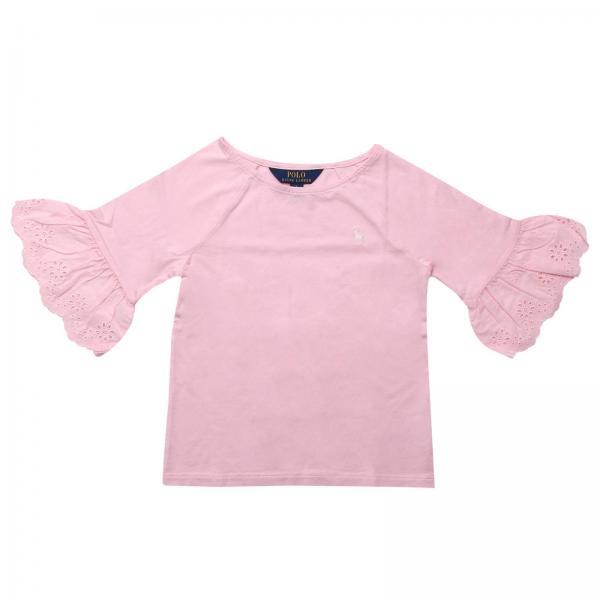 Girl's T Kid Shirt Lauren Polo Ralph Kids Little 6qI44X