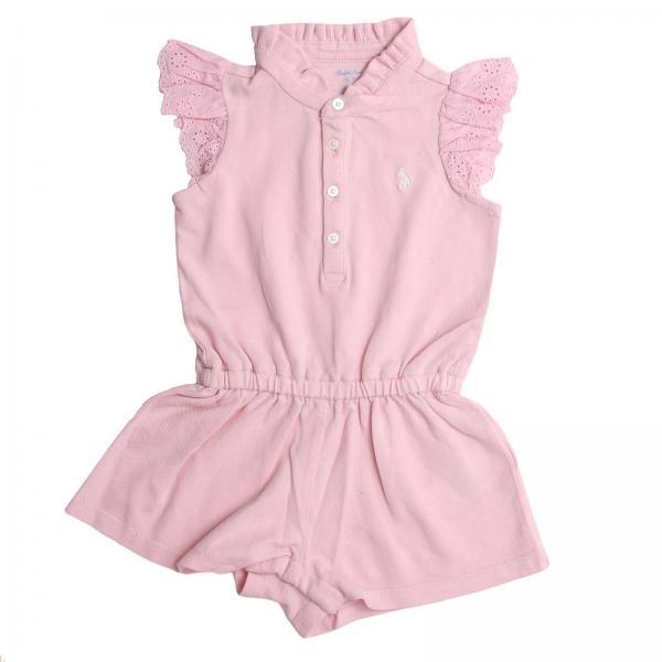 9bf67894c1e Romper Baby Polo Ralph Lauren Infant Pink