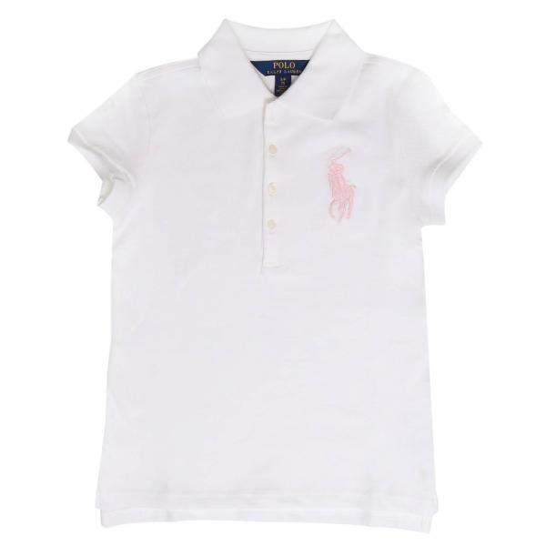 girls ralph lauren t shirt