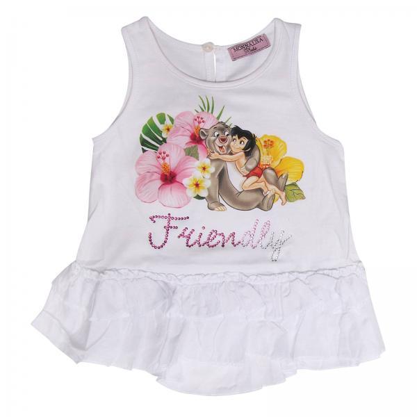 lowest price 11f7e e491b T-shirt Monnalisa