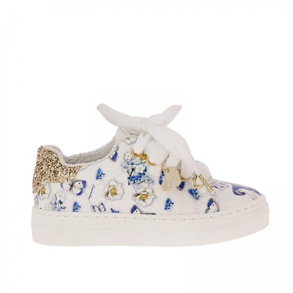 più nuovo di vendita caldo nuovi prodotti caldi Scoprire Sneakers in pelle sintetica stampata con glitter