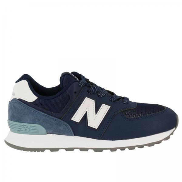 new balance bleu
