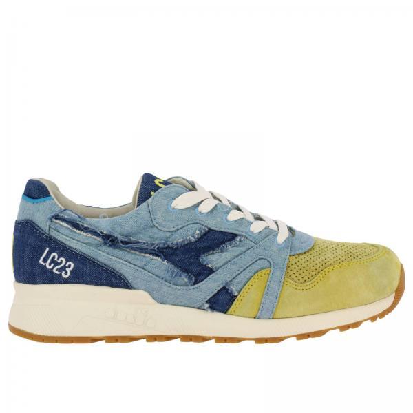 8c68fea15ac3 Diadora Heritage Men s Denim Sneakers