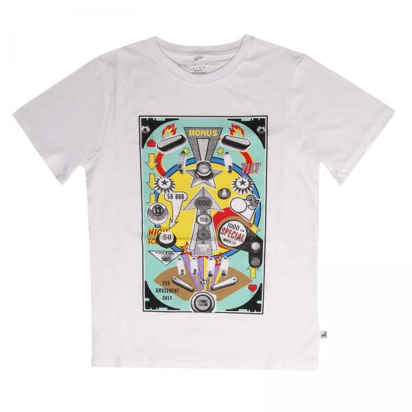 Stella McCartney T-Shirt Enfant pour Gar?on Bonne Vente À Vendre Sortie Nouvelle Arrivée Vente Boutique En Ligne Moins Cher À Prix En Ligne B9Hto6UDj