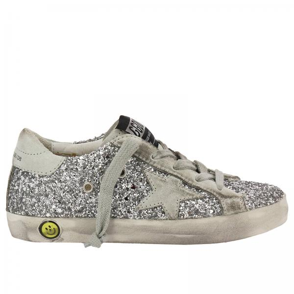 scarpe superstar brillantinate