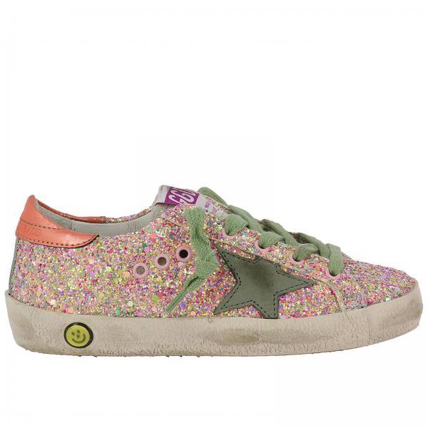 GOLDEN GOOSE Sneakers Trendy donna rosa y3kfFGMR