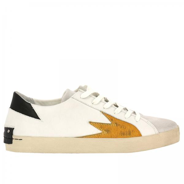 Sneakers Uomo Crime London Bianco  a35c8ca419f