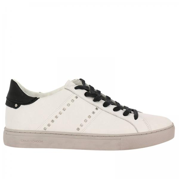 Trainers Men Crime London White  512f9ac42bc