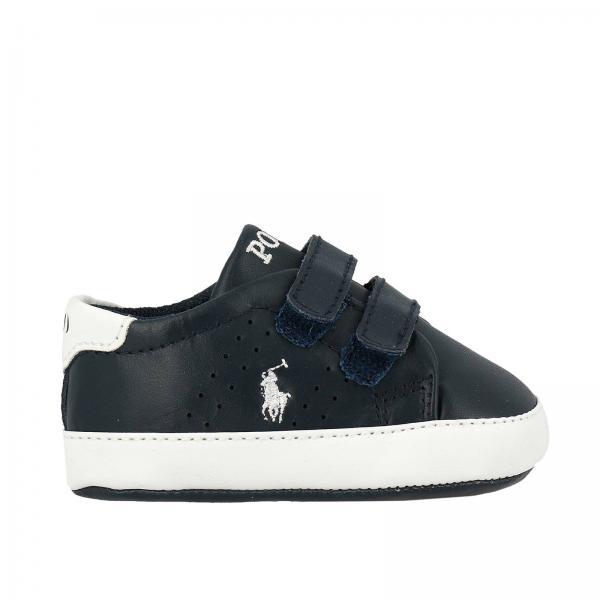 Zapatos Niño Polo Ralph Lauren Blue a5610afe1df
