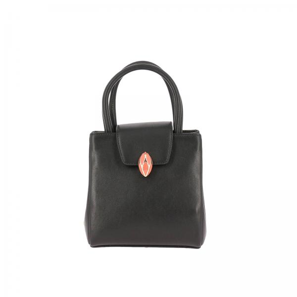 Mini Bag Women F.e.v. By Francesca E. Versace Black 9cbc91262b284