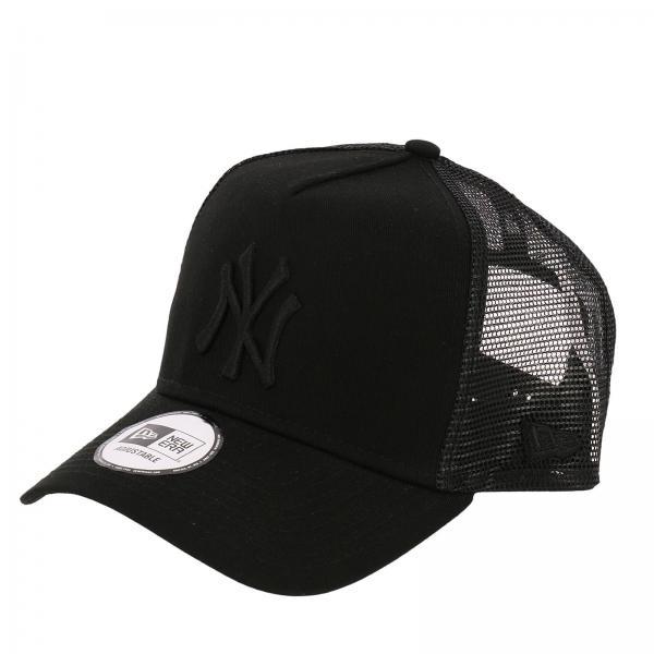 New Era Men s Black Hat  787e9706136