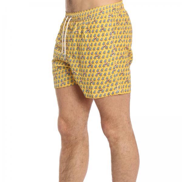Costume Sdraio Con Stampa Beach Boxer Seventy zqGLVUpMS