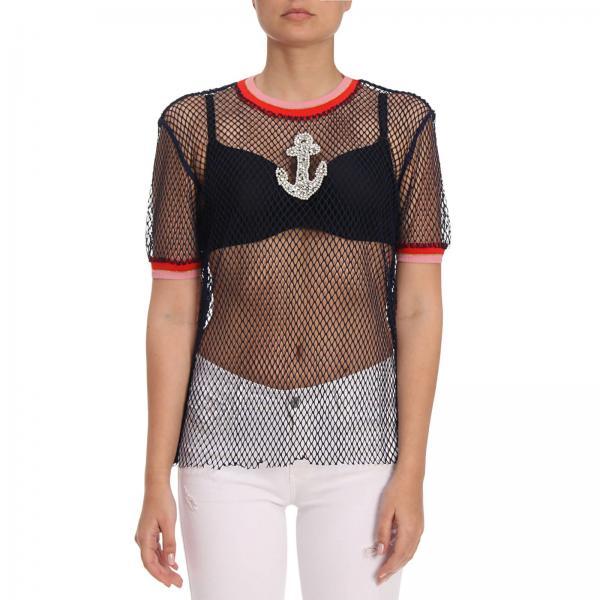 Mujer 7041 Camiseta Uniqueness Carice Pinko 3u10dg 0pH0nYx1