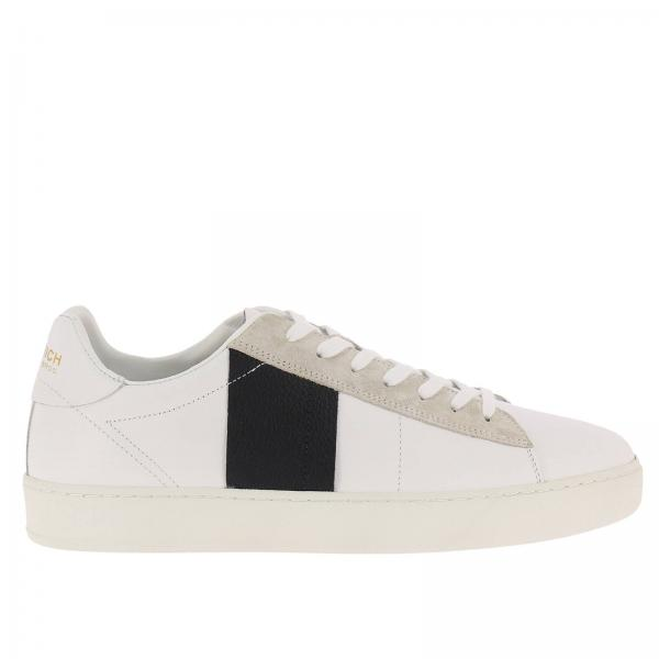 Sneakers Uomo Woolrich Bianco