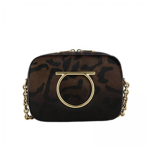 Salvatore Ferragamo Women s Brown Mini Bag   Shoulder Bag Women ... 041276ab54