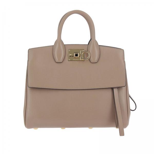Salvatore Ferragamo Women s Mastic Handbag   Shoulder Bag Women Salvatore  Ferragamo   Salvatore Ferragamo Handbag 696451 21h159 - Giglio EN 47e21e6b77