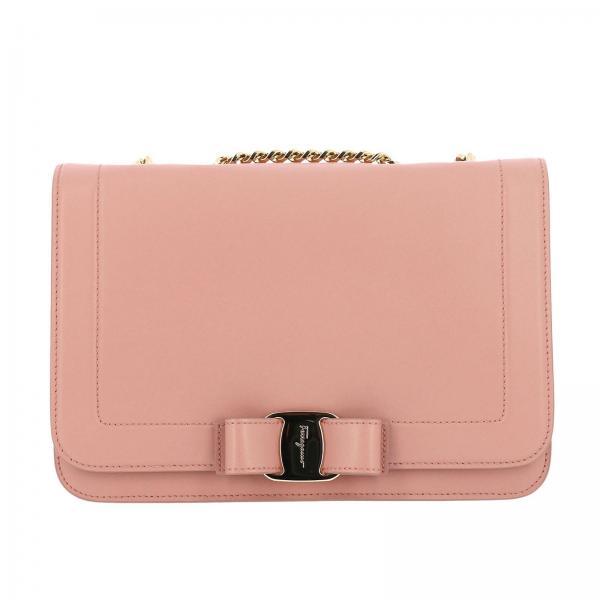 5e28432ec818 Salvatore Ferragamo Women s Pink Crossbody Bags