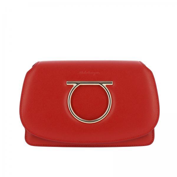 Rojo 698790 Artículo Salvatore Mujer Mini 22d293giglio Continuativo Ferragamo Bolso Bx0XXqI