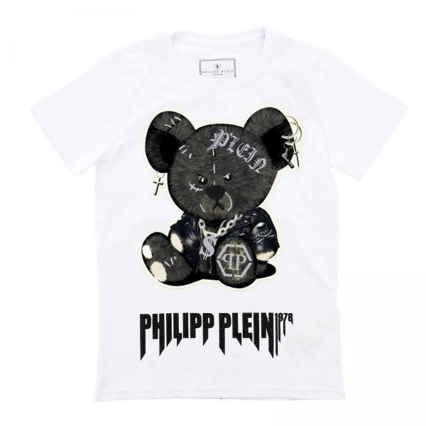 T-shirt enfant philipp plein