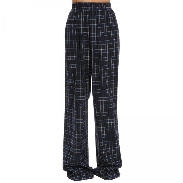 Pantalón 527828 Artículo Tbm08giglio Balenciaga Continuativo Blue Mujer tqx6wrfat