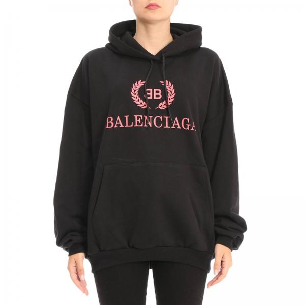 Balenciaga Women S Black Sweater Sweater Women