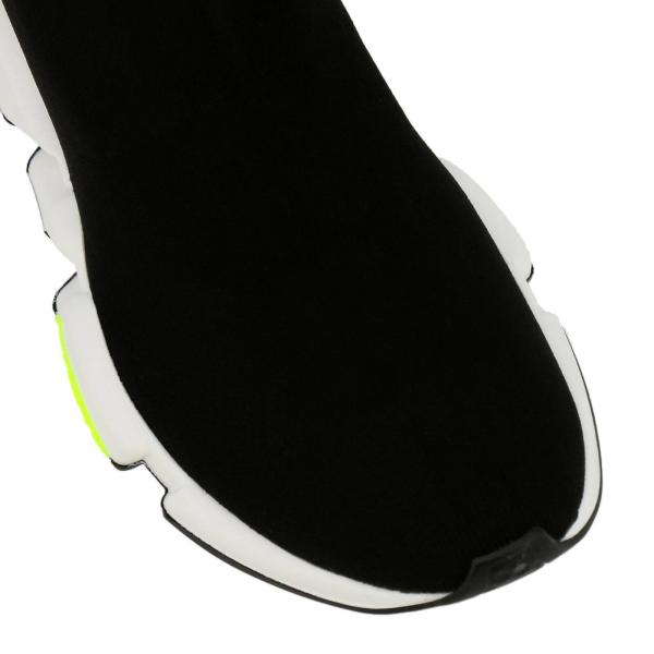 In Running Stretch Sneakers Speed Over Con Tessuto Tecnico Maxi Suola VLSzMUpGq