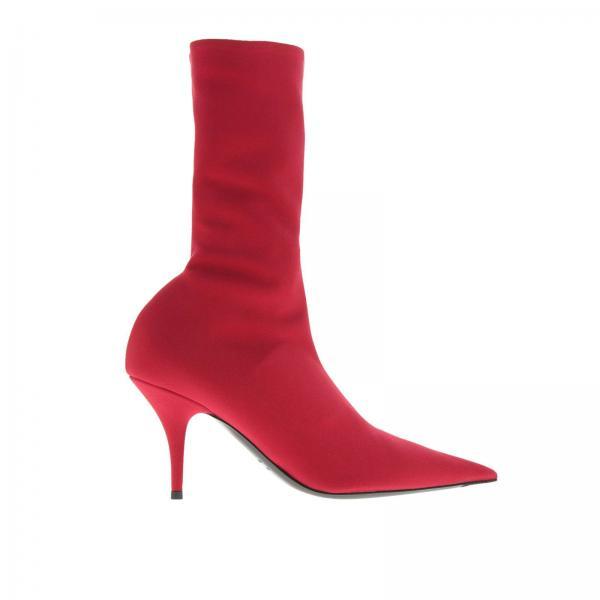 pas mal 94761 90b1b Bottines à Talons Chaussures Femme Balenciaga