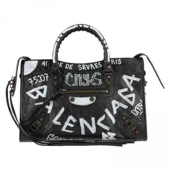 Handbag Women Balenciaga Black