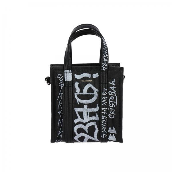 Bolso Negro D94jggiglio 505550 Balenciaga Mujer Artículo Continuativo Mini dwqftt