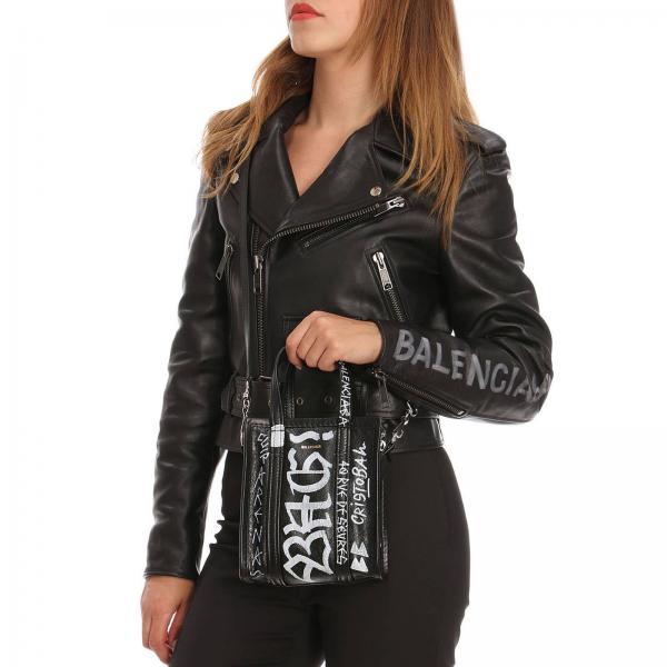 Mini Artículo 505550 Negro Balenciaga Continuativo Bolso D94jggiglio Mujer Uqxrw4U