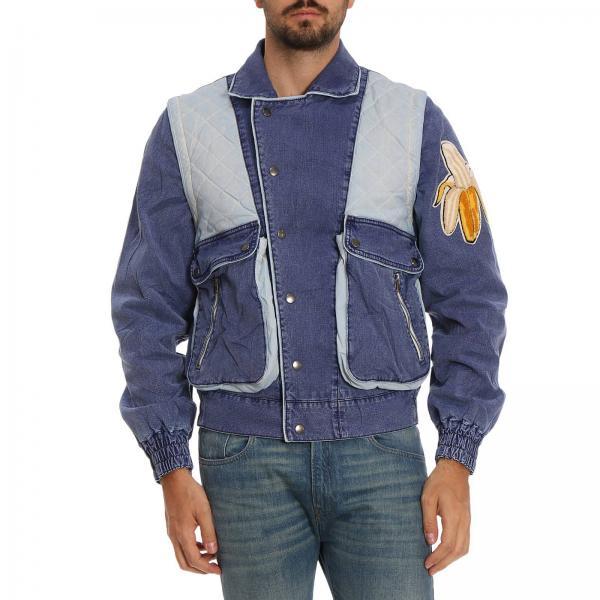 fef79a5023b15 Gucci Men s Denim Jacket