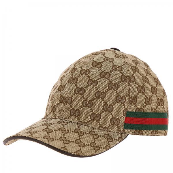 Cappello Uomo Gucci  e668fdf1e62a