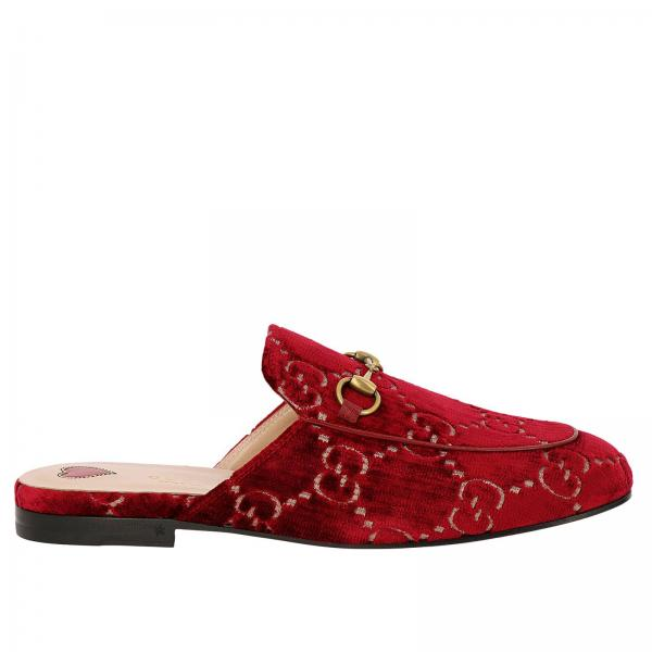 9b5ccc5be3c6 Ballerines Femme Gucci   Chaussures Femme Gucci   Ballerines Gucci 475094  9jt20 - Giglio FR