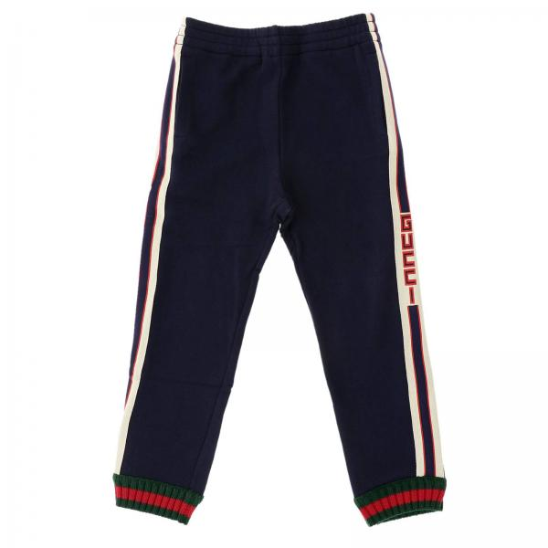 e1d2611fa Gucci Little Boy's Pants   Pants Kids Gucci   Gucci Pants 497950 X9l52 -  Giglio EN