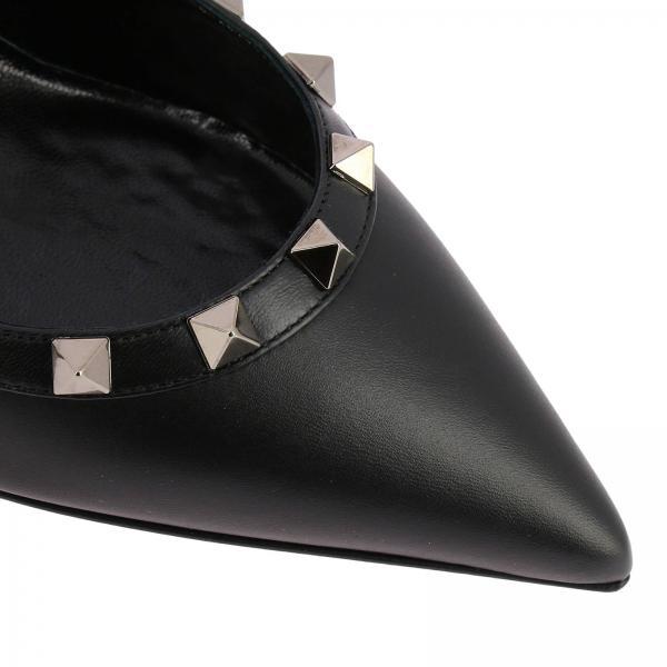 Negro Garavani Continuativo Mujer Valentino Voggiglio De Zapatos Salón Qw2s0a04 Artículo npqIXfxw