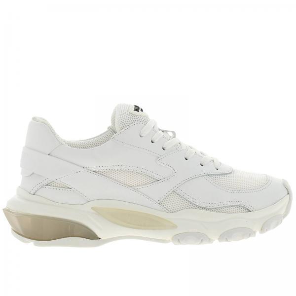In Pelle Rete Sneakers Micro E Bounce IY6bfgm7yv