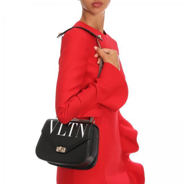 Artículo Valentino Qw2b0c60 Mujer Garavani Continuativo Bolso Mini Negro Dqmgiglio nUwF10xqS