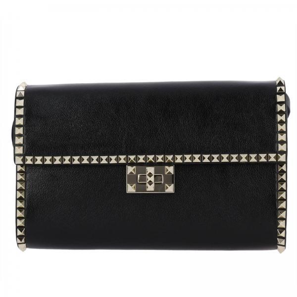 fae232c5f8bf Valentino Garavani Women s Black Crossbody Bags