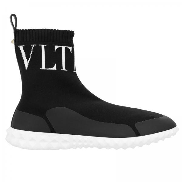 Zapatillas Continuativo Artículo Garavani Mujer Dffgiglio Negro Valentino Qw0s0f72 fxZfvw
