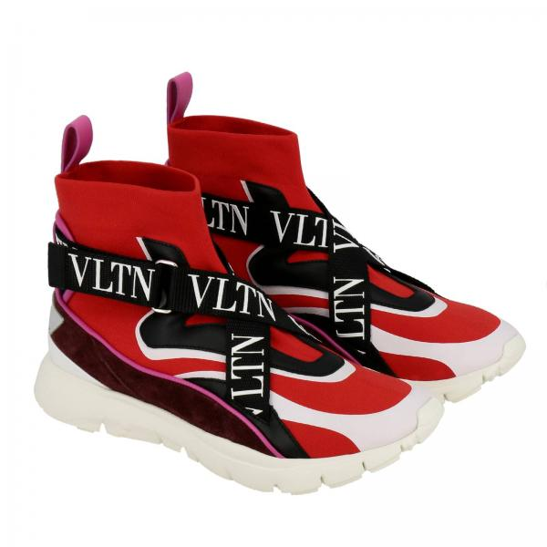 Tessuto Tecnico Pelle High Stretch Camoscio Sneakers In E Heroes Her qzpGSUMV