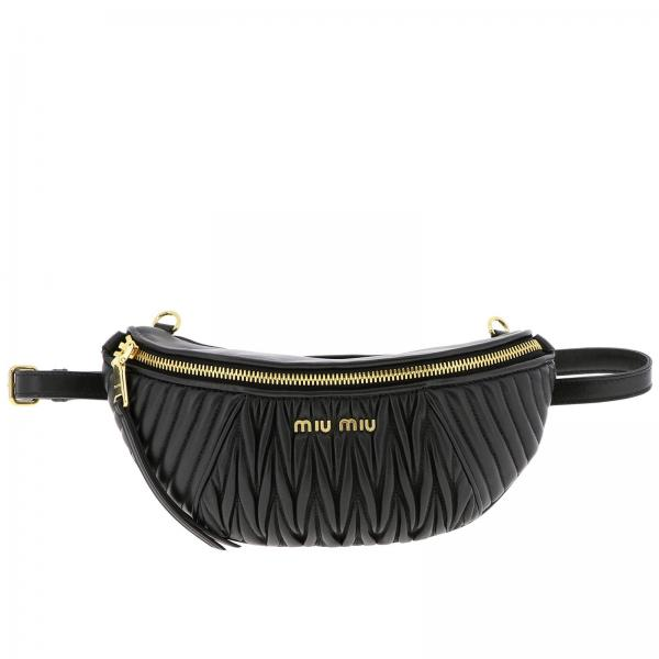 Belt bag shoulder bag women miu miu Miu Miu - Giglio.com