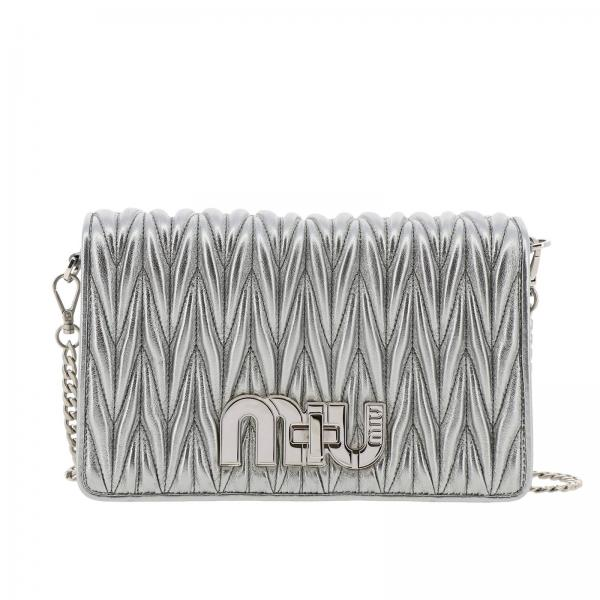 Mini sac à main Miu Miu 5BF069 ICO N88