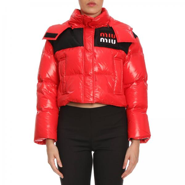 negozio online 950fa 833ef Giacca Miu Miu
