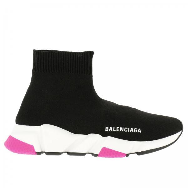 détaillant 6a968 43be9 Baskets Chaussures Femme Balenciaga