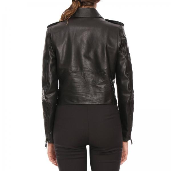 Mujer 528573 Continuativo Negro Chaqueta Tyh15giglio Artículo Balenciaga w8gTZZSqn6