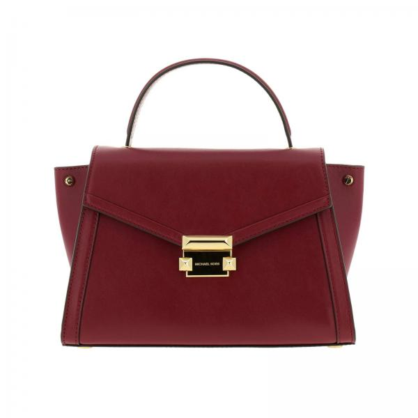 2c08faa704dc Handbag Women Michael Michael Kors Burgundy