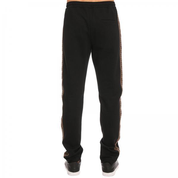 A4jogiglio Fendi Artículo Fb0488 Negro Pantalón Continuativo Hombre ABvwzO