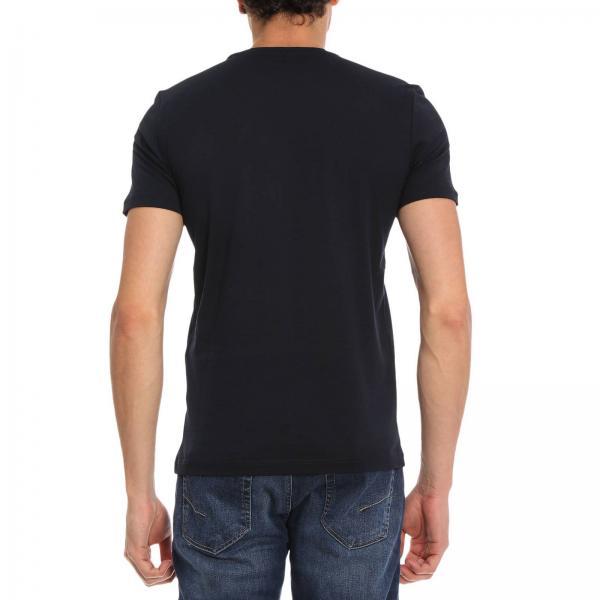 Fendi A550giglio Continuativo Faf532 Artículo Hombre Camiseta Blue wCI856Wq