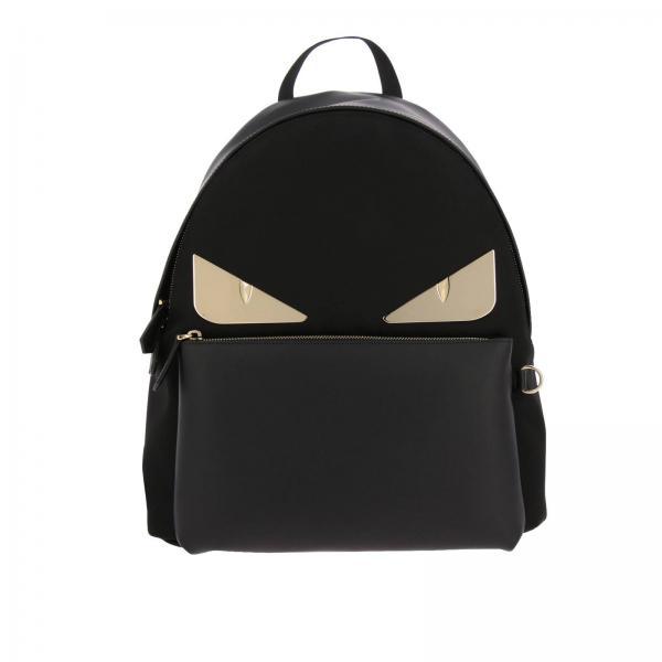 ad64d84cddc7 Fendi Men s Black Backpack
