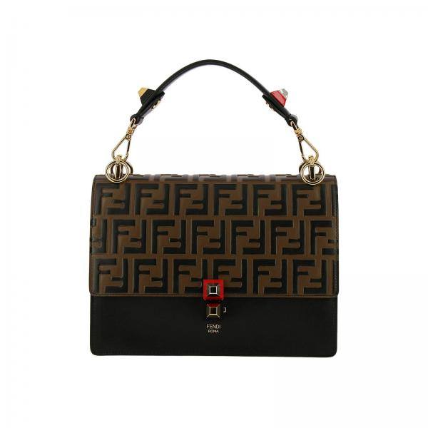 ce925182fdd3 Fendi Women s Black Handbag